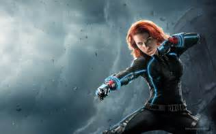 Avengers age of ultron black widow wallpapers hd wallpapers