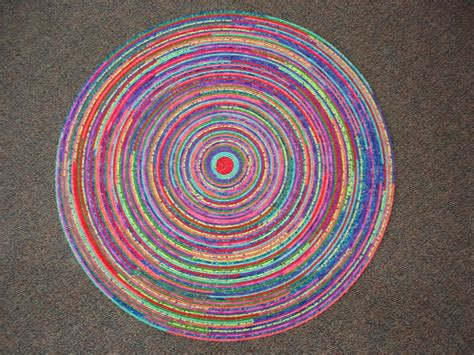 coil rug scrappy coil rug