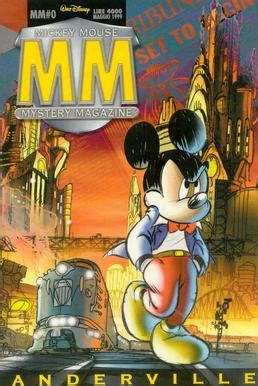 mm mickey mouse mystery magazine wikipedia