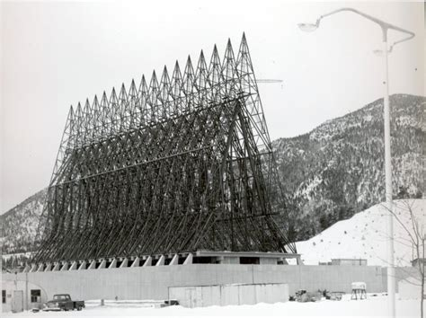 building years united states air force academy