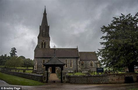 st mark s church berkshire meghan markle lands in uk for pippa middleton s wedding