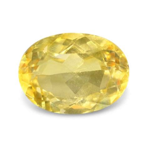 Yellow Citrin 14mm x 12mm oval yellow citrine gem gemstone ebay