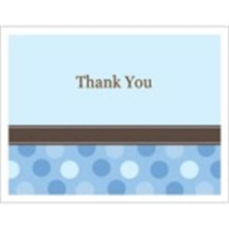 avery printable thank you cards templates blue dots thank you note card 2 per sheet