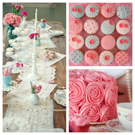 1st birthday ideas girly birthday all of the small things