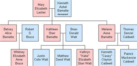 a family tree diagram family tree diagram