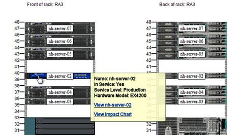 rack layout excel web based rack elevations with drag and drop in v5 4 0