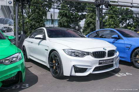 Bmw Motorrad Owners Club by This Is The Coolest Fleet Of Bmw M4s