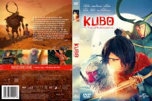 kubo and the two strings dvd cover 2016 r2 custom swedish