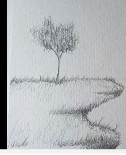 imagenes bonitas para dibujar en lienzo c 243 mo aprender a dibujar paisajes paso a paso videos