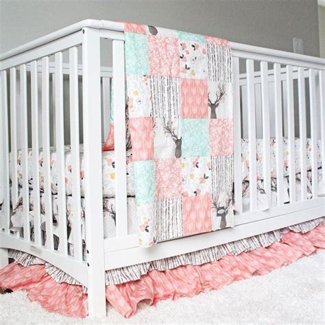 Woodland Crib Bedding Sets Best 25 Crib Bedding Ideas On Diy Babies Cots Cribs Beds And Cot Bedding