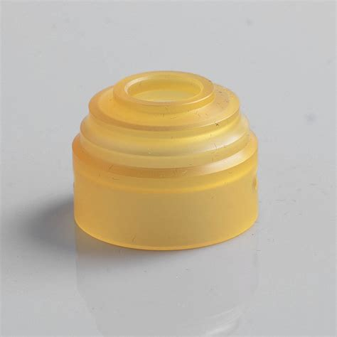 Authentic Colored Caps For Hoon 24 Rda By 528 Customs Authentic Gas Mods Ultem Pei 22mm Colour Caps For Gr1 Rda