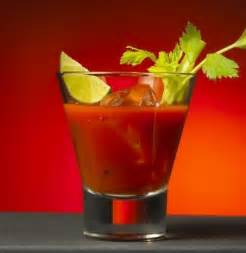 Pics photos spicy bloody mary cocktail recipe special cocktails are