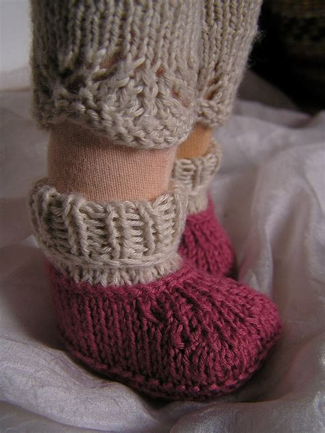 knitting pattern doll socks untitled doll shoes socks and dolls