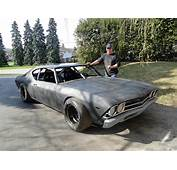 1969 Chevelle Body  NASCAR Chassis 700hp Small Block = One Of The