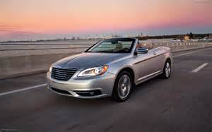 Chrysler 200 Conv Chrysler 200 Convertible 2012 Widescreen Car