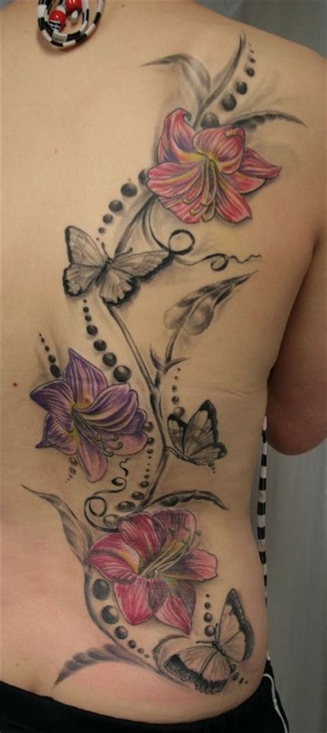 tattoo pictures in the back back tattoos for women