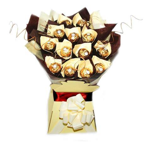 diy gifts for x mas gift ferrero rocher bouquet