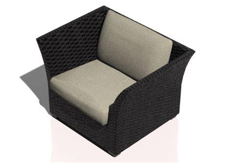 sedie 3d sedie 3d poltrona in vimini 21705g acca