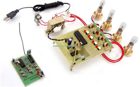 build rf based home automation system   applications