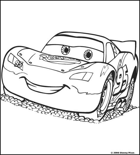 imagenes para colorear rayo mcqueen dibujos cars rayo mcqueen para colorear imagui