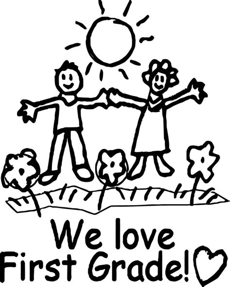 Grade 1 Coloring Pages by Coloring Pages For 1st Grades Festival Collections