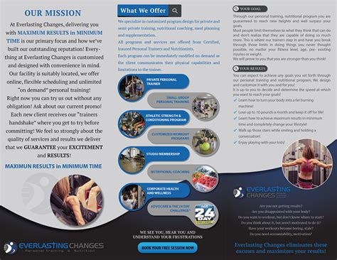 Ngo Brochure Templates by Ngo Brochure Design Brickhost B4347985bc37