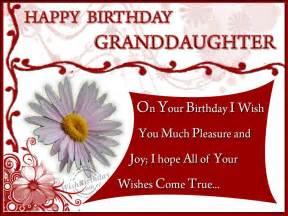 happy birthday granddaughter quotes quotesgram