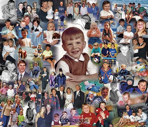 unique picture collage ideas photo collage gifts thoughtful picture gift idea for any