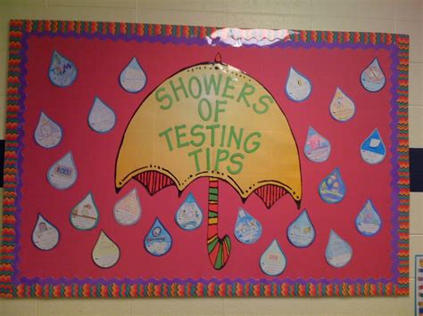 educational themes for april april showers bring may flowers classroom bulletin board