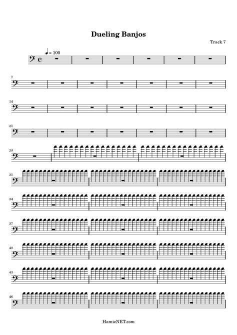 Guitar Chords For Dueling