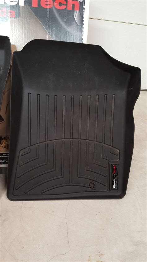 Weathertech Winter Floor Mats by Can Toronto 2008 2014 Nissan Maxima Weathertech Winter