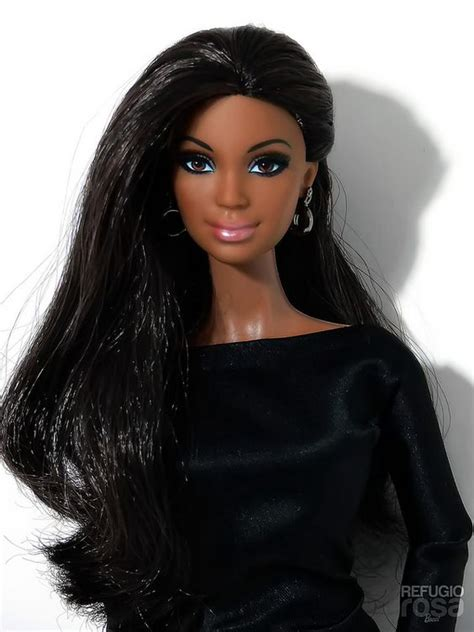 black doll with black you re a doll