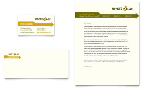 trucking company letterhead templates automotive transportation business cards templates designs