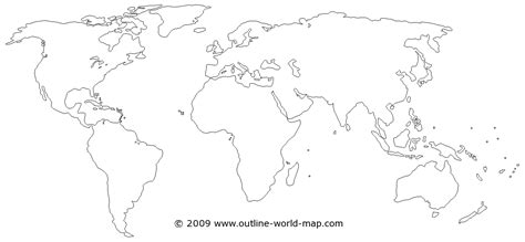 World Political Map Outline Printable by Political Map Of The World Blank