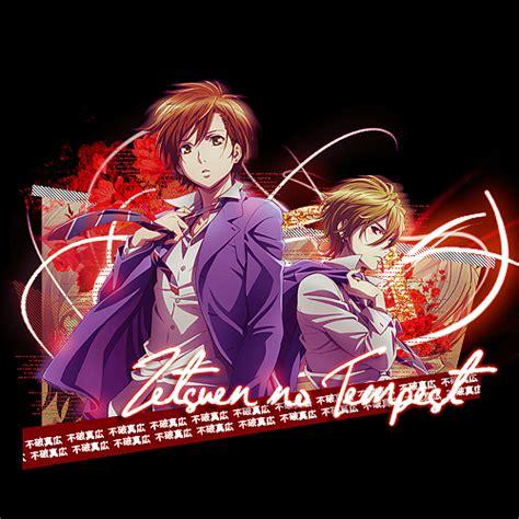 download film anime zetsuen no tempest zetsuen no tempest by myriotworld on deviantart