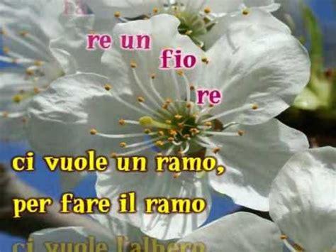 sergio endrigo ci vuole un fiore testo ci vuole un fiore sergio endrigo musica e