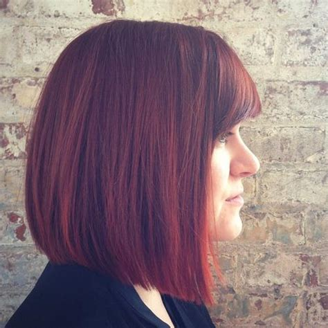 hairstyles for blunt cut hair 50 spectacular blunt bob hairstyles