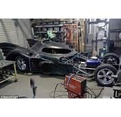 Batman Fan Zac Mihajlovic Constructs Replica Of The