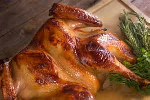 rachael ray thanksgiving recipes whiskey brined spatchcock turkey rachael ray