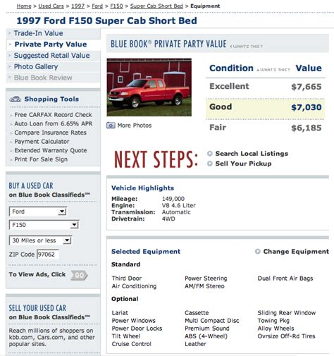 kelley blue book used cars value calculator 2011 maybach 57 user handbook blue book 2011 ford f 150 autos post