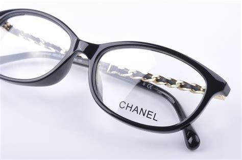 chanel eyeglasses eyewear spectacle frame 3203 black frame