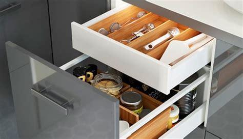 ikea küche schublade in schublade ordnung k 252 che schubladen