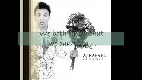 aj rafael lyrics aj rafael mess we ve made feat lyrics hd