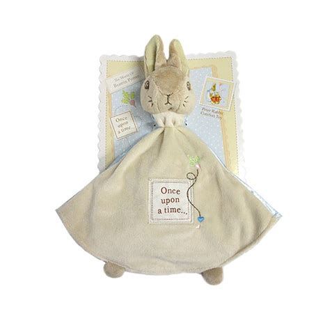 Baby Comfort Toys by Alami Baby Toys Beatrix Potter Rabbit Comfort
