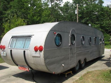 retro teardrop cer for sale vintage trailers collection on ebay