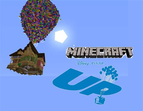 up house pixar minecraft pixar up house maps mapping and modding java edition minecraft forum