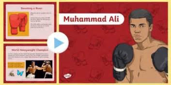 muhammad ali biography worksheet muhammad ali powerpoint