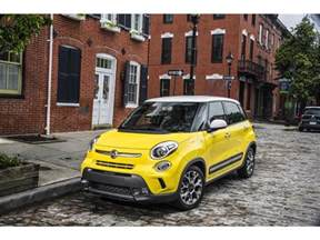 Used Cars And Trucks 500 2018 Fiat 500l Prices Reviews And Pictures U S News