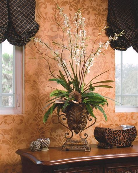 silk arrangements for home decor best 25 artificial plants ideas on pinterest artificial