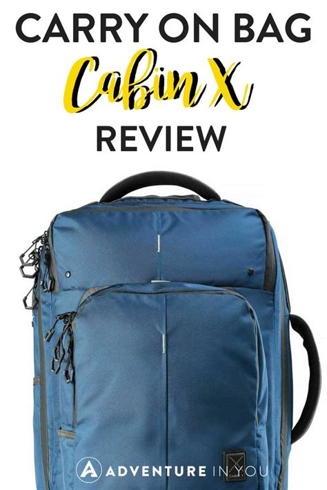 cabin luggage review cabin x review a revolution in hybrid carry on luggage